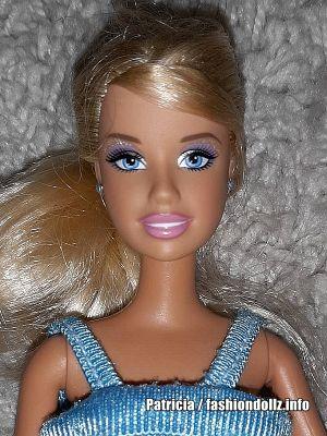 2009 Barbie Tawny & Baby Doll Horse Gift Set N1692