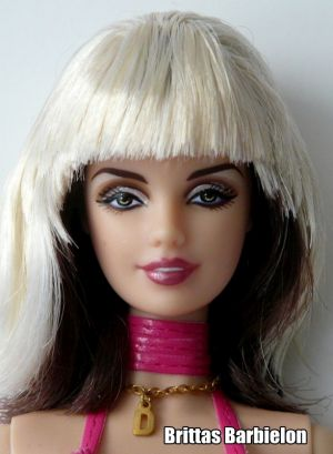 2009 Debbie Harry Barbie R4459