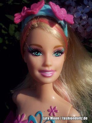 2009 Fairy-tastic Princess Barbie P6563