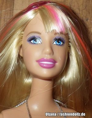 2009 Fashion Fever Barbie N4851