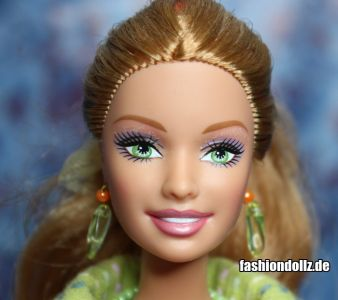 2009 South Beach Summer Doll N4852 ©Mattel