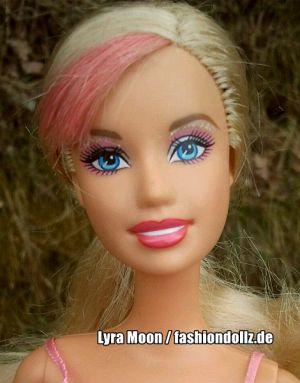 2009 Ultra Nails Barbie N6429