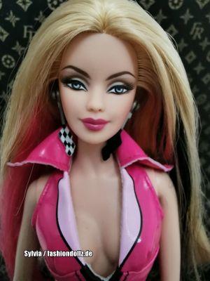 2009 American Favorites Collection - Corvette Barbie, pink P5248