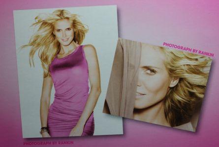 2009 Heidi Klum                Barbie  #N8134