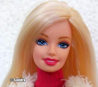 2010 A Fashion Fairytale Glitterizer Wardrobe Barbie T2570 / V1644