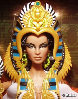 2010 Barbie as Cleopatra #R4550