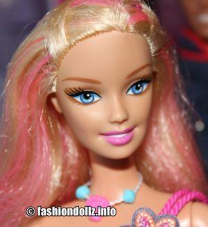 2010 Barbie in a Mermaid Tale Merliah 2in1 R4136