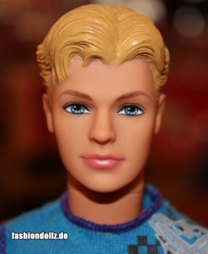 2010 Barbie in a Mermaid Tale Ken