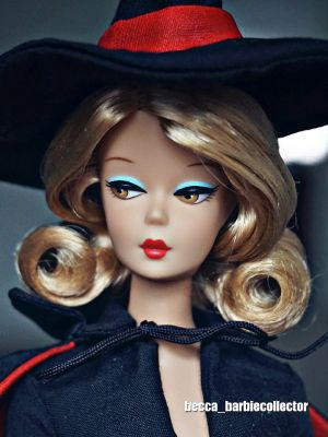 2010 Bewitched Barbie V0439