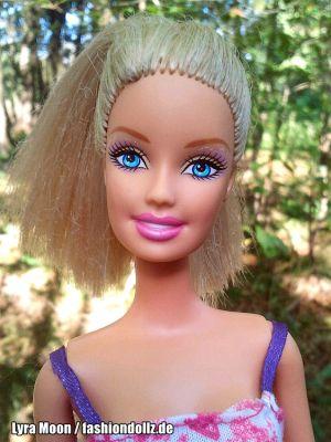 2010 Glam Bike Barbie T2332