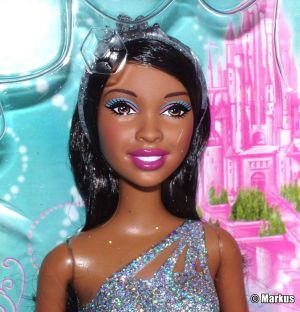 2010 Party Princess Barbie AA