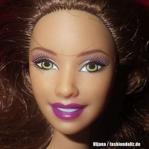 2010 Princess Teresa & Accessoirs, purple T3497
