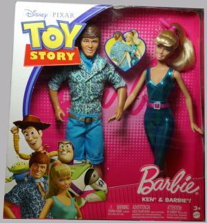 2010 Toy Story 3 Made For Each Other R4242