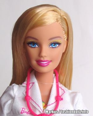 2010 I can be... a Kid Doctor Barbie R4231