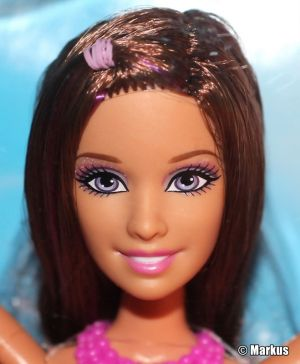 2011 A Fairy Secret Barbie, purple T7455