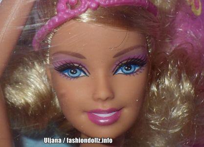 2011 Ballerina Barbie W2921