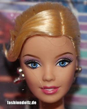2011 Barbie Dancing with the Stars Waltz W3318