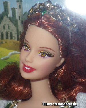 2011 DOTW Ireland Barbie W3440