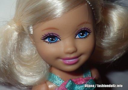 2011 Barbie - Good Morning Chelsea doll V3286