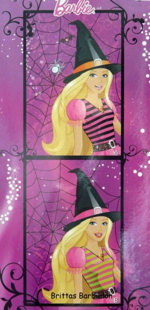 2011 Halloween Party Barbie Bild #07