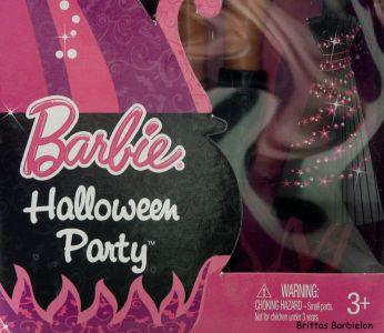 2011 Halloween Party Barbie Bild #09