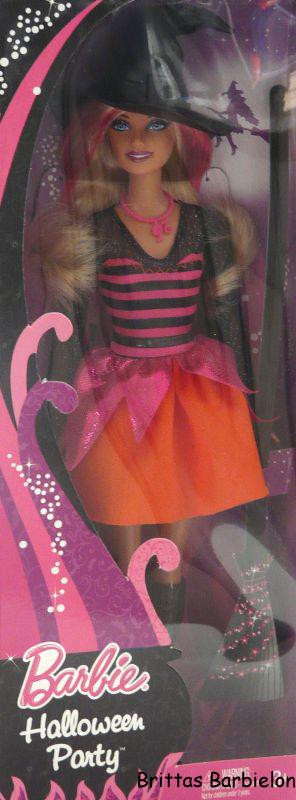 2011 Halloween Party Barbie Bild #10