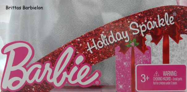 2011 Holiday Sparkle Barbie AA V4416 Bild #02