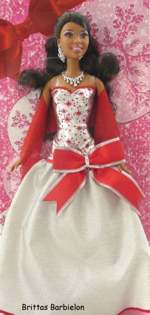 2011 Holiday Sparkle Barbie AA V4416 Bild #04