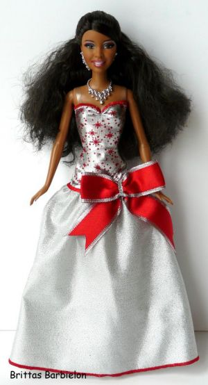 2011 Holiday Sparkle Barbie AA V4416 Bild #05