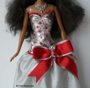 2011 Holiday Sparkle Barbie AA V4416 Bild #07
