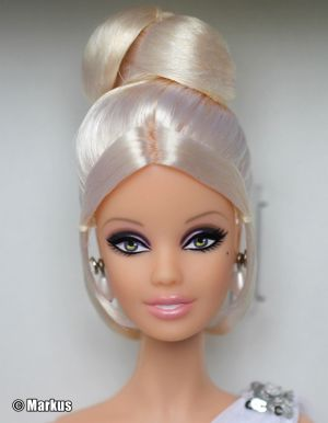 2011 Pinch of Platinum Barbie - BC.com exclusive
