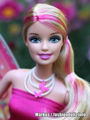 2011 A Fairy Secret Barbie T7349