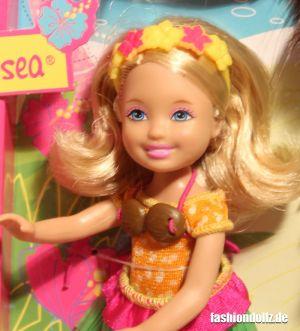 2012 Barbie Sisters Hula Dance Skipper & Chelsea X3215