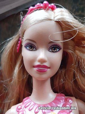 2012 Barbie in A Mermaid Tale - Mermaid, pink W2906