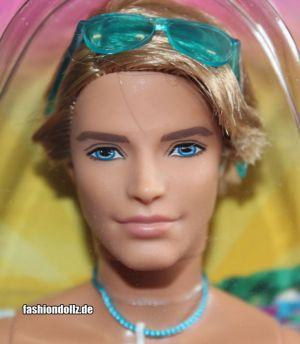 2012 Barbie in a Mermaid Tale 2 Ken X0097