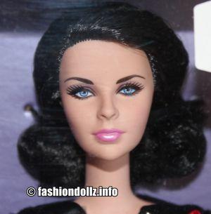 2012 Elizabeth Taylor Violet Eyes, Silkstone W3495