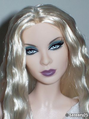 2012 Haunted Beauty - Ghost Barbie W7819
