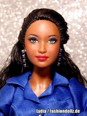 2012 Holiday Barbie AA W3466