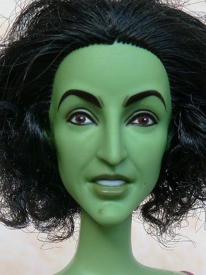 2013 Wicked Witch Elphaba of the West, Elphaba (Margaret Hamilton)
