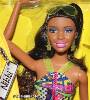 2012 Fashionistas Clutch Wave 1 Nikki  W3899