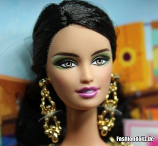 2013 Dolls of the World - Morocco Barbie   #X8425
