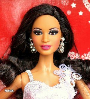 2013 Holiday Barbie AA #X8272