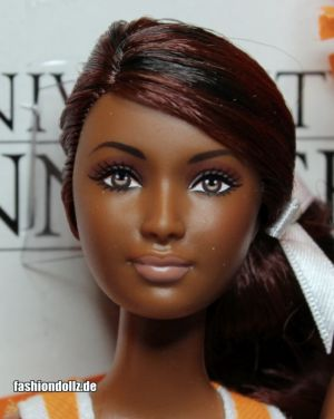 2013 University of Tennessee Barbie AA X9204