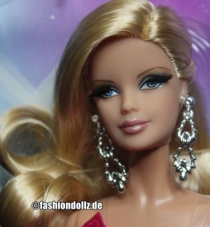 2013 The Barbie Look - Red Carpet BCP89
