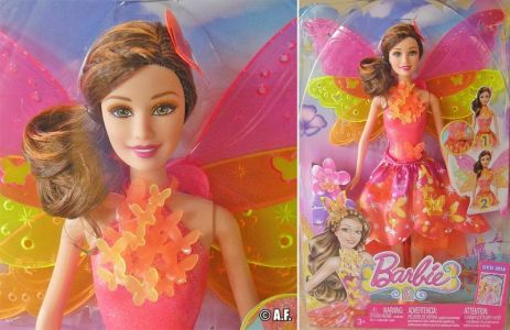 2014 Barbie And The Secret Door Nori BLP26
