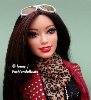 2014 Barbie Style Glam Luxe Wave 2 Raquelle CBJ36