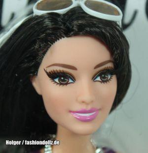 2014 Barbie Style - In the Spotlight - Raquelle CCM08