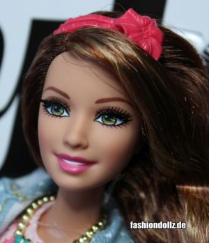 2014 Barbie Style Wave 1 Teresa Doll BLR57