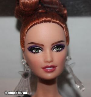 2014 Black and White Collection Barbie BCR07