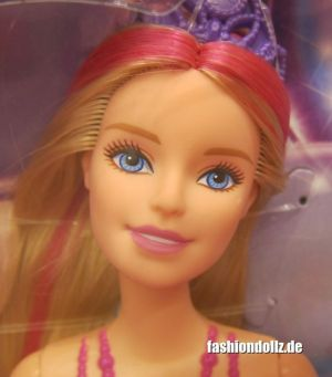 2014 Bubble-Tastic Mermaid Barbie CFF49